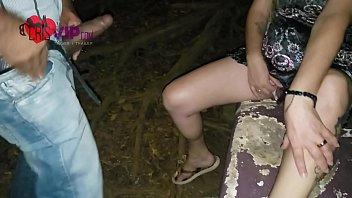 Длинным стволом отодрал родную дамочку