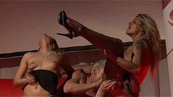 Грязный полнометражный секс фильм с жесткими сценами порева